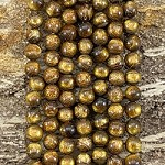 Golden Coral 7.5-8mm Round