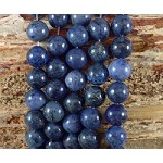 Sunset Dumortierite 12mm Round
